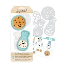 sweet sugarbelle milk cookies cookie cutter set