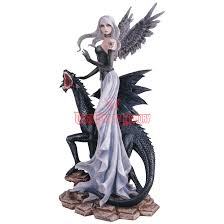 fairy statues and fairy figurines from dark knight armoury