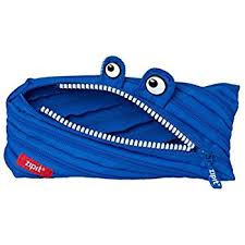 pencil cases zipit pencil royal blue office products