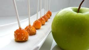 Where Can I Buy Caramel Apple Lollipops How To Make Mini Caramel Apples Simple Home Video Recipe Diy