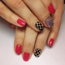 imagenes de uñas acrilicas con pedreria uñas con pedrería uñas y estética blog