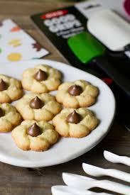 kiss spritz cookies poet in the pantry