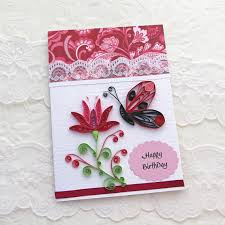guangzhou liran a4 size 2015 new year greeting card 100 handmade