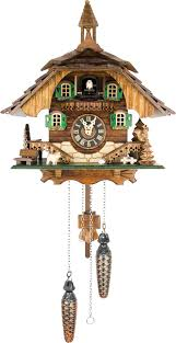 Modern Coo Coo Clock Engstler Cuckoo Clocks