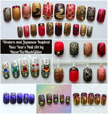 western nail art best nail 2017 a polish addiction western