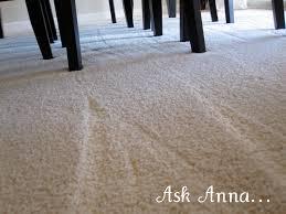 vacuuming ask anna