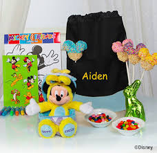 mickey mouse easter basket how to create customized easter baskets at walt disney world a
