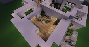 Minecraft Interior Design Minecraft Modern House With Interior U2013 Modern House