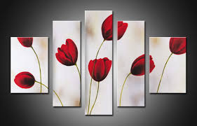 home decoration painting beautiful wall hangings decoration beginner painting and simple