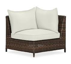 Chaise Lounge Cushion Slipcovers Pb Outdoor Lounge Furniture Cushions Pottery Barn