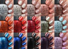 swatches opi venice collection adventures in acetone