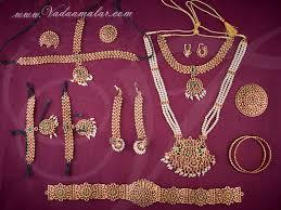 kuchipudi bharatanatyam ornaments with and green kemp