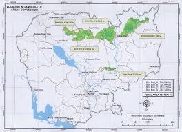 Map Of Cambodia Alt Map Cambodia