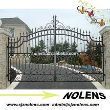 wrought iron home backyard gates for sale wrought iron sliding