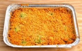 best side dish broccoli cheese casserole