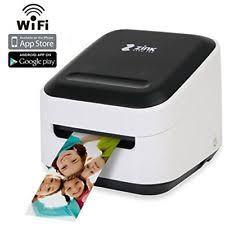 photo booth printers zink happy smart app printer ebay