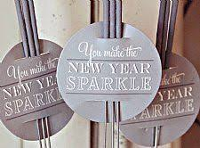 new year goodie bag new years sparkler printables by best day new years ideas