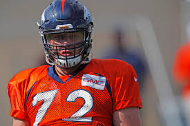 rookie bolles quickly getting up to speed at left tackle for