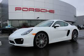 porsche cayman green used 2016 porsche cayman for sale fife wa