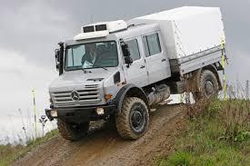 mercedes unimog truck 2 army technology