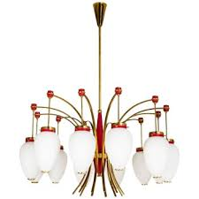 Chandelier Makers Mid Century Modern Lighting Designers Famous Creators