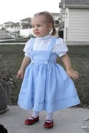 Toddler Dorothy Halloween Costume Dorothy Costume Dorothy Dress Wizard Oz Costume Dorothy