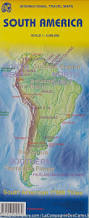 Maps South America by South America Travel Map Itm U2013 Mapscompany