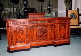 Resolute Desk Roxie Yonkey Photographer John F Kennedy Library And Museum