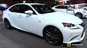 lexus is350 for sale los angeles 2016 lexus is350 awd f sport exterior and interior walkaround