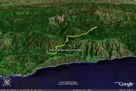 Big Sur Map Big Sur Gps Phase 1 Kwc Blog