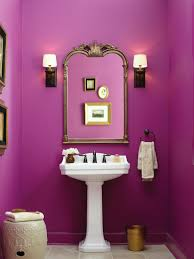 Paint Colors For Powder Room Rooms Viewer Hgtv