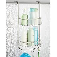 Door Shower Caddy Mdesign The Door Shower Caddy For Bathroom For