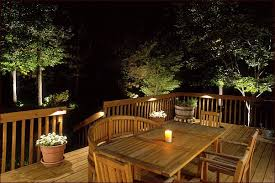 Outdoor Backyard Lighting Ideas Outdoor Landscape Lighting Ideas Pictures Home Design Ideas