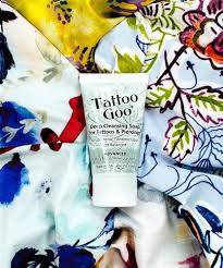tattoo goo aftercare lotion review tattoo goo deep cleansing soap