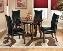 Pier One Dining Room Chairs Emejing Upholstered Dining Room Chairs With Casters Contemporary