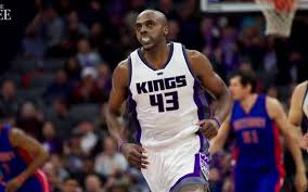 anthony tolliver goes from bench to starter for sacramento kings