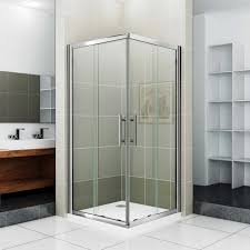 Shower Stall With Door Corner Shower Stalls Sliding Doors Corner Shower Stall Kits