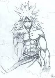 dragon ball character kurodeshiro deviantart