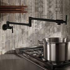 pot filler kitchen faucet kitchen pot filler faucets ebay