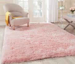 soft pink rug for nursery home design ideas