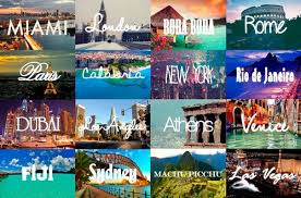 2015 travel planning about town