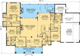 plan 56376sm acadian home plan with outdoor kitchen bonus rooms