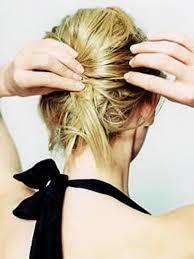 Frisuren Lange Haare Hochstecken Einfach by Kurze Haare Hochstecken Schnell