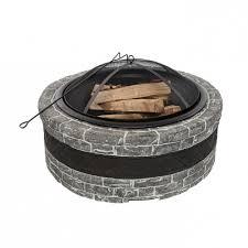 Pleasant Hearth Fire Pit - wonderful pleasant hearth 30 inch brant round fire pit ofw106r