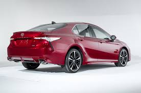 toyota camry 20 things you didn t about the 2018 toyota camry automobile