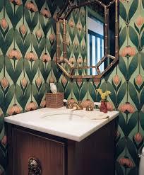 wallpaper ideas for bathroom best 25 bathroom wallpaper ideas on half bathroom