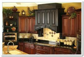 Top Of Kitchen Cabinet Decorating Ideas Home Decor Kitchen Cabinet Best Cabinets Ideas On Farm