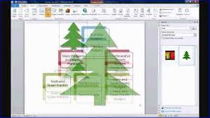 family tree template microsoft powerpoint home design ideas