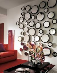 How To Make Wall Decoration At Home by Wall Decorative Mirror How To Make Nice Looking Mirror Wall Decor