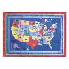 United States Map Abbreviations by Us Map Rug My Maps Us